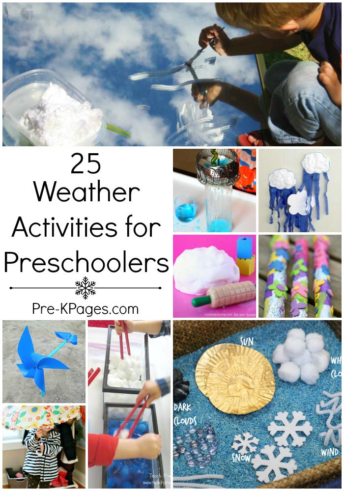 weather activities for preschoolers weather activities for preschoolers 927