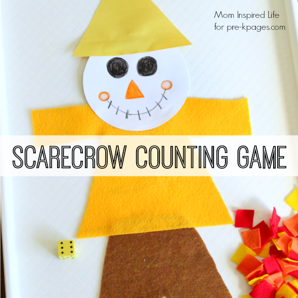 Scarecrow Patches Counting Game