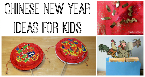 10 Ideas for Chinese New Year