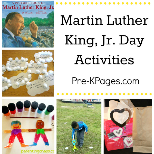martin luther king preschool martin luther king jr day ideas pre k pages 526