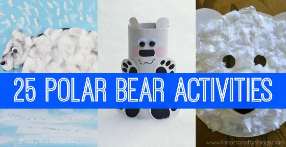 Polar Bear Activities for Kids