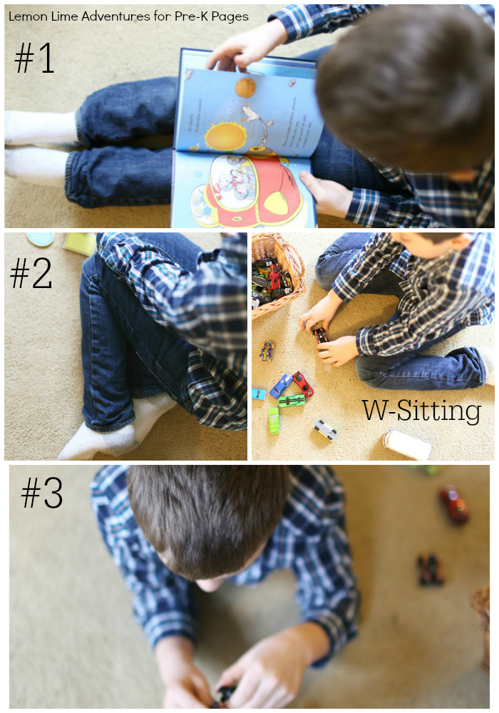 How Should My Child Sit