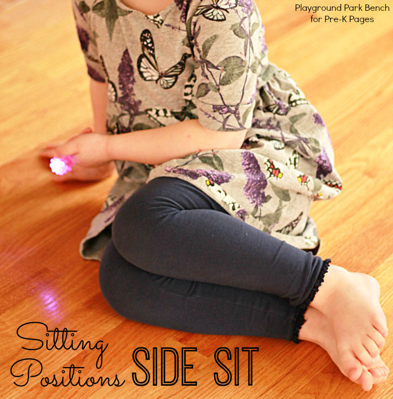 Side Sitting Example
