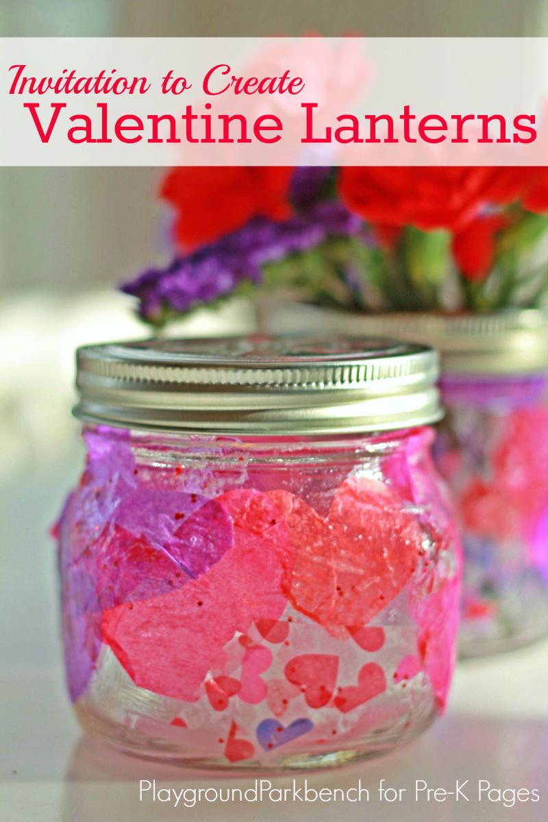Preschool Valentines Craft