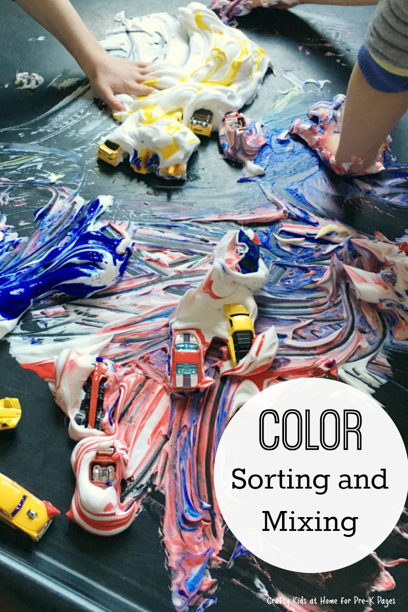 color-sorting-and-mixing-for-pre New Way Of Doing Math For Kids on