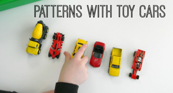 Making Patterns with Cars