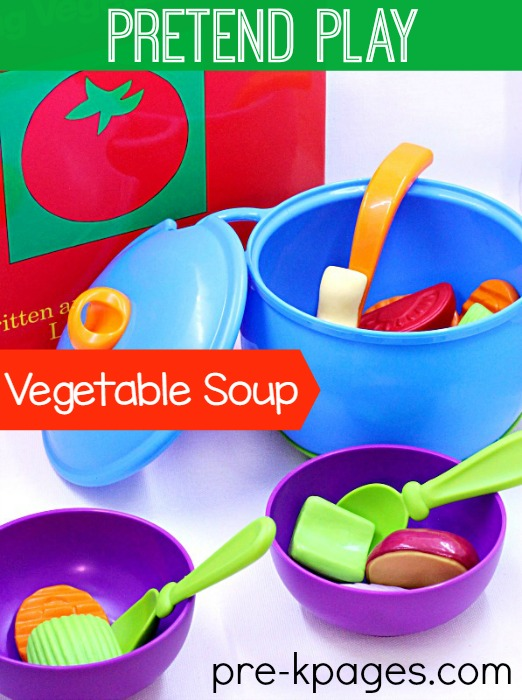 Pretend Vegetable Soup
