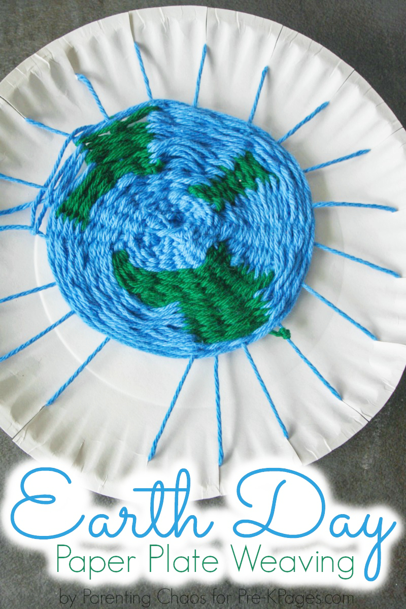 Earth Day Hat Craft