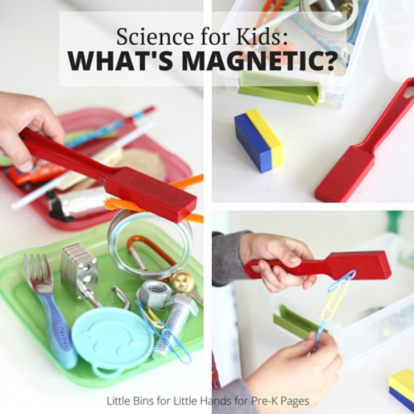 Magnetic science for kids