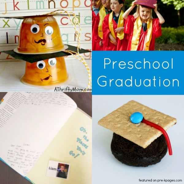 End of the school year activities pre k pages - Kindergarten graduation decorations ...