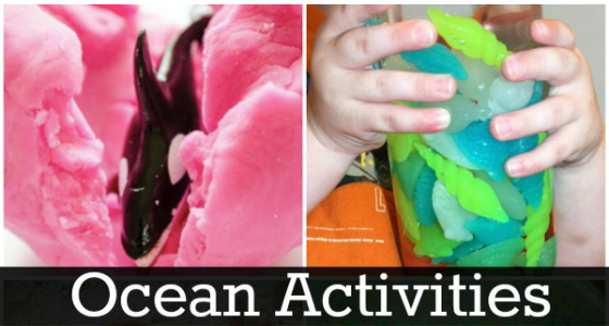 Ocean Theme Activities for Preschool