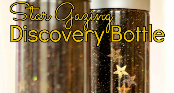 Star Gazing Discovery Bottles