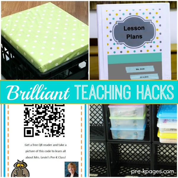 Classroom Hacks to Save Teachers Time and Money