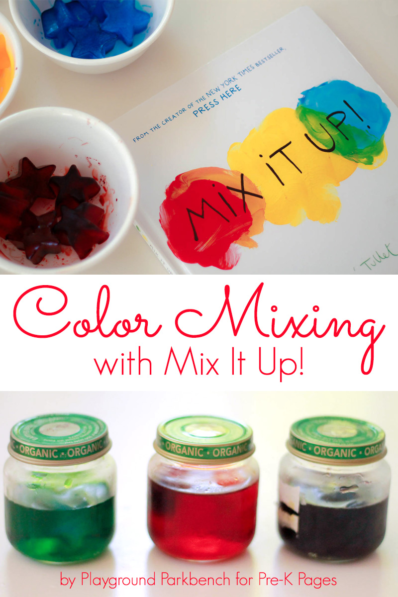 Mix It Up: Color Mixing