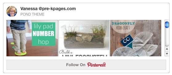 Pond Theme Pinterest Board