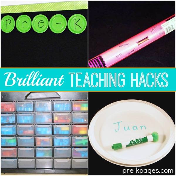 Brilliant Teacher Hacks to Make Your Life Easier