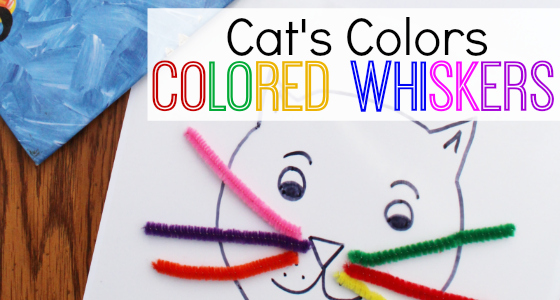 cats colors colored whiskers