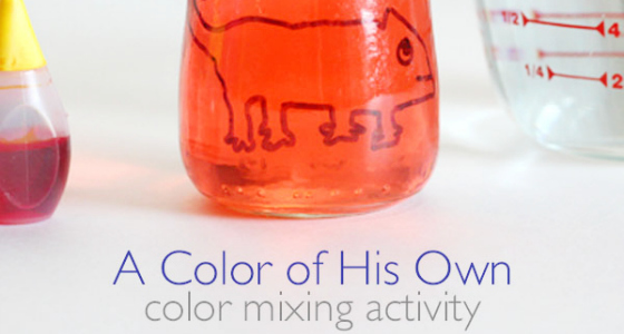 A Color of His Own: Predicting Color Changes