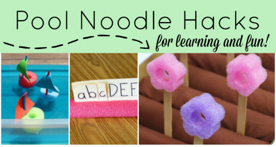 20+ Ideas for Pool Noodles