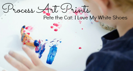 Pete the Cat Inspired: Art Prints