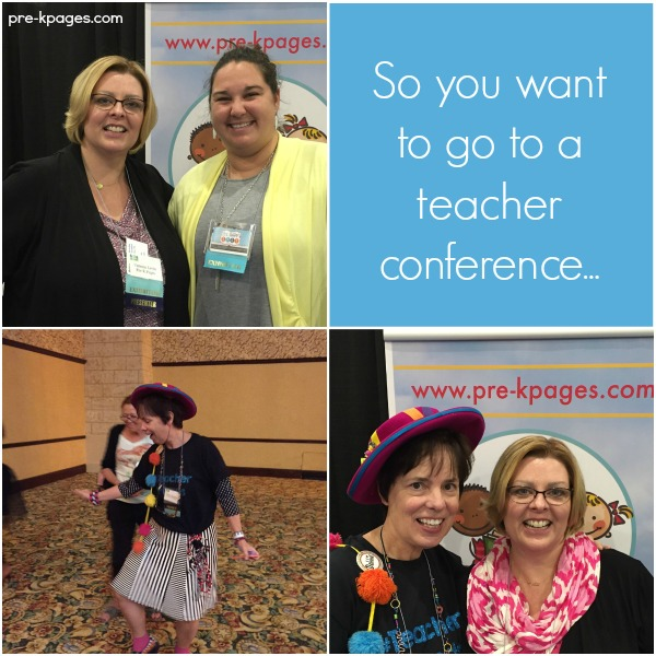 Best Teacher Conference to go to
