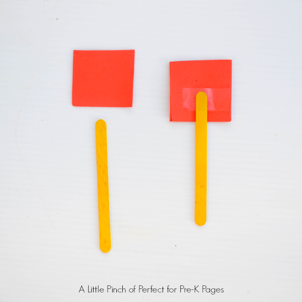 shape wands for pre-k