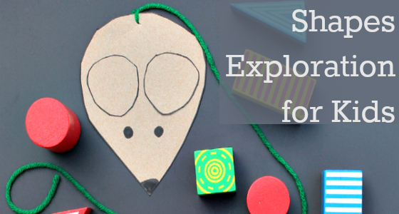 Shape Exploration for Kids
