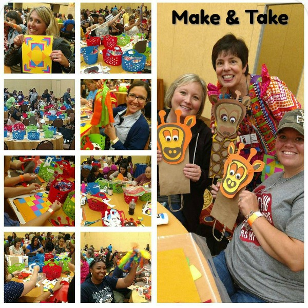 Early Childhood Teacher Conference for Preschool