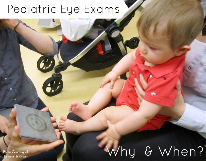Importance of Pediatric Eye Exams for Babies