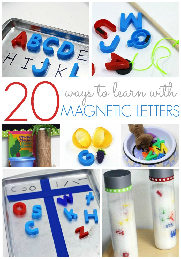teaching magnets to preschoolers 20 ways to use magnetic letters pre k pages 450