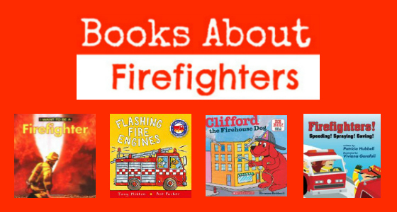 books firefighters preschool
