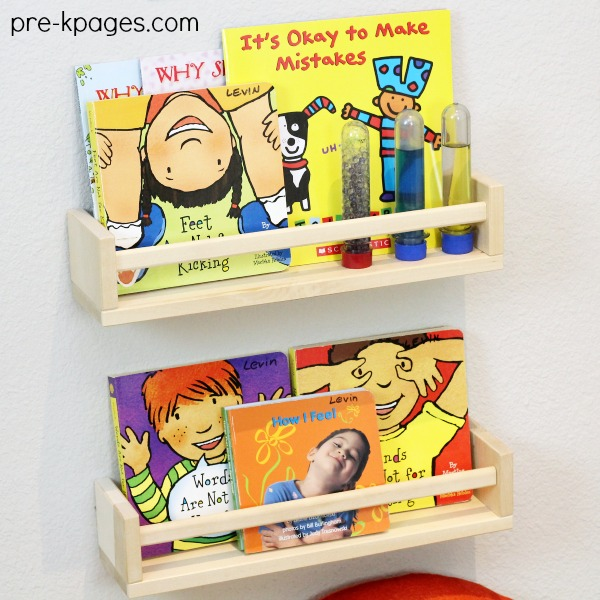 Self Regulation Station for Preschool