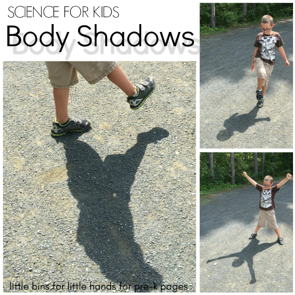 science body shadows movement outdoors
