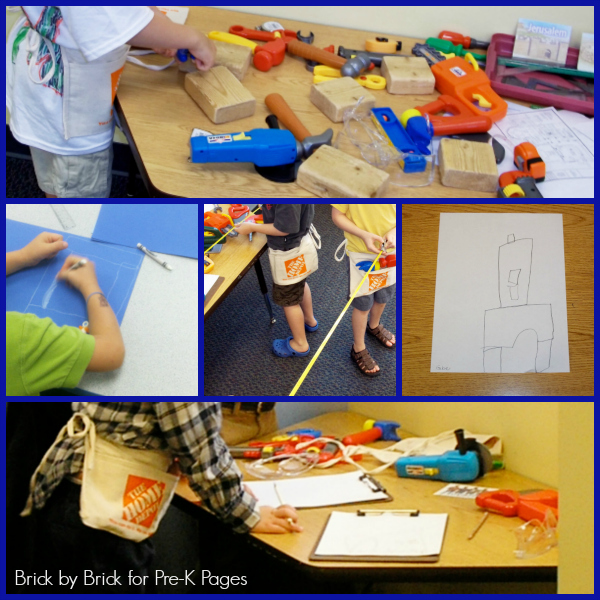 workshop dramatic play construction