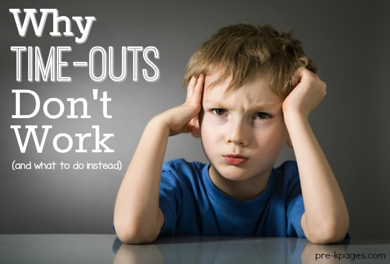 Why Time Outs Dont Work and What to Do Instead