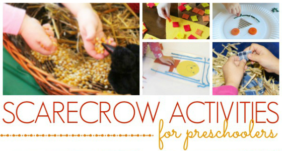 Scarecrow Activities for Preschoolers