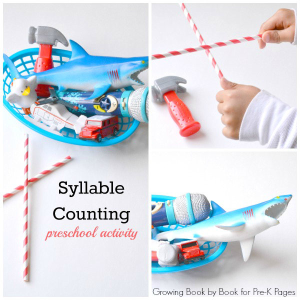 syllable counting pre-k