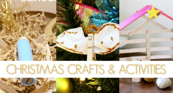 Christmas Crafts and Activities for Preschoolers