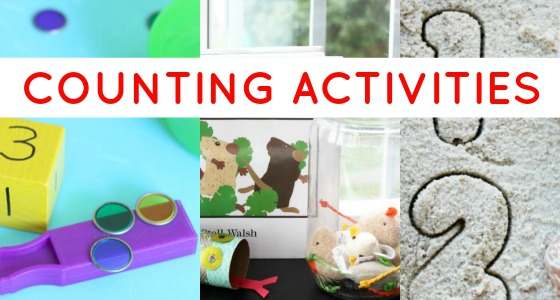 Counting Games and Activities for Preschoolers