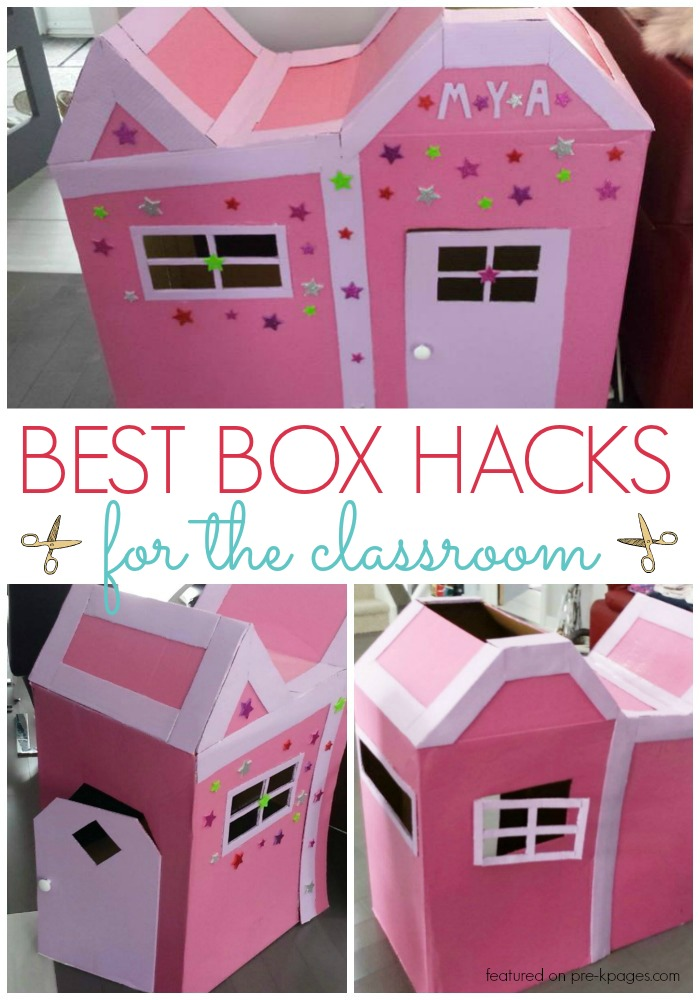 How to Make a Cardboard Box House for Kids
