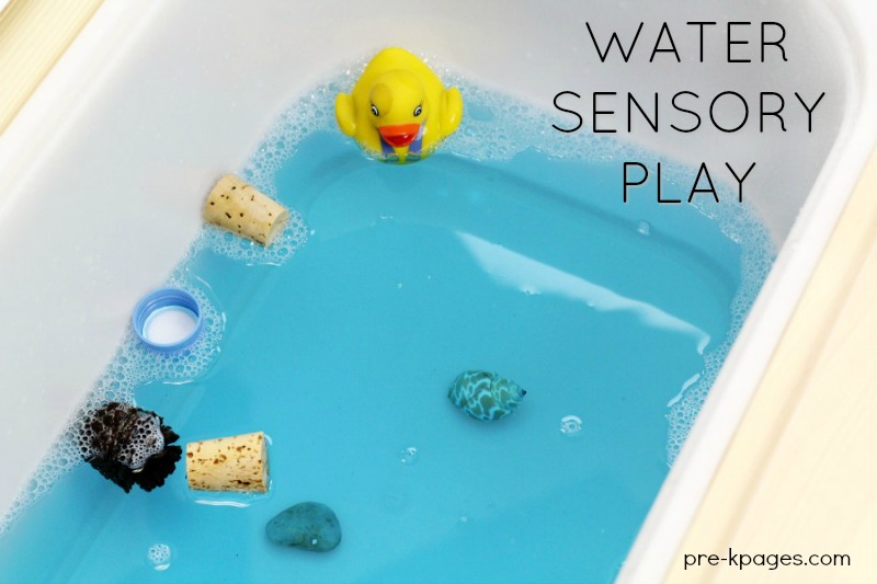 Sensory Bin Fillers For Sensory Play In Preschool Pre K