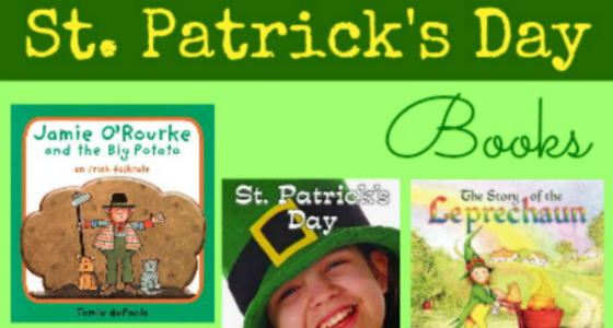 Books for St. Patrick's Day