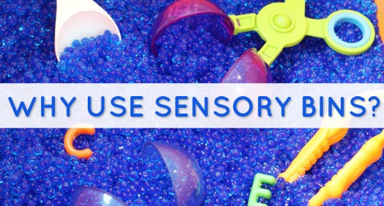 Why Use a Sensory Bin in Preschool?