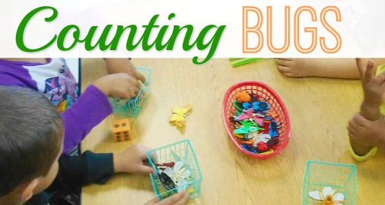 Catching Bugs Counting Game