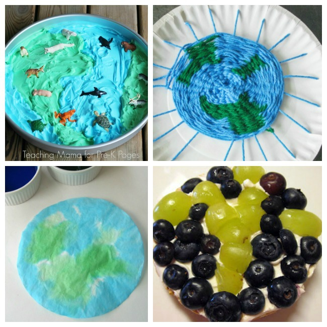 Earth Day Activities for Preschool Kids
