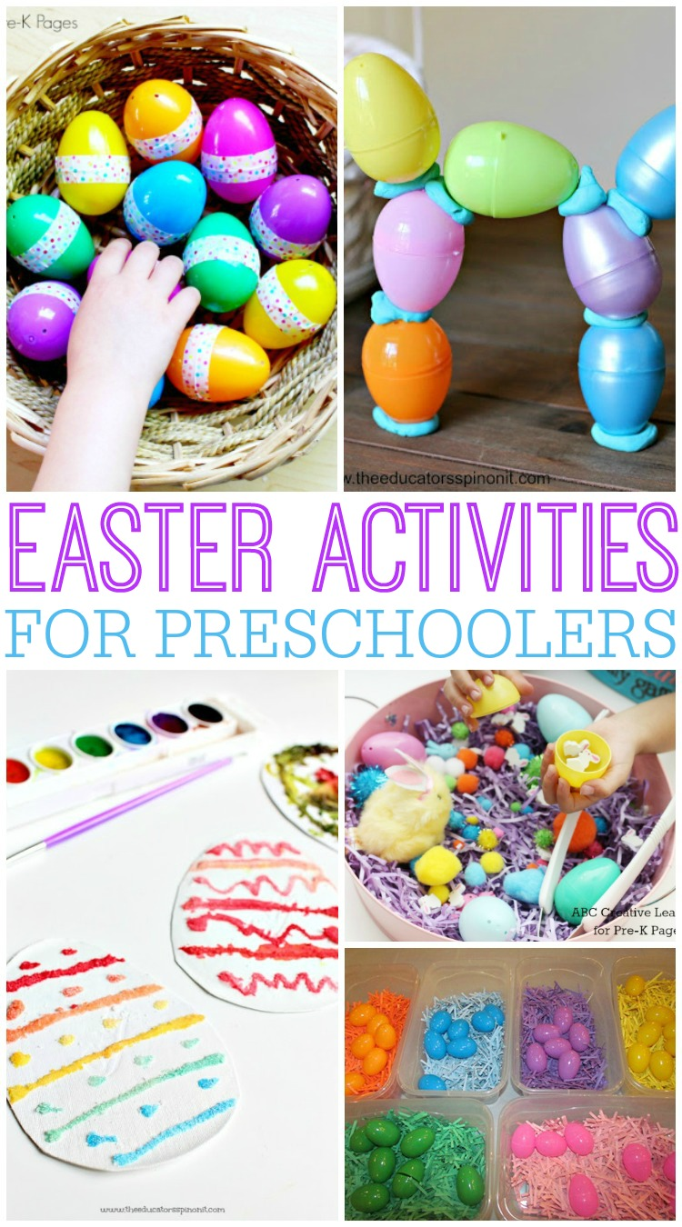 easter for preschoolers preschool activities for easter pre k pages 59829