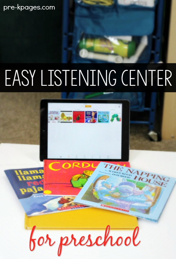 How to Set Up a Listening Center in the Classroom