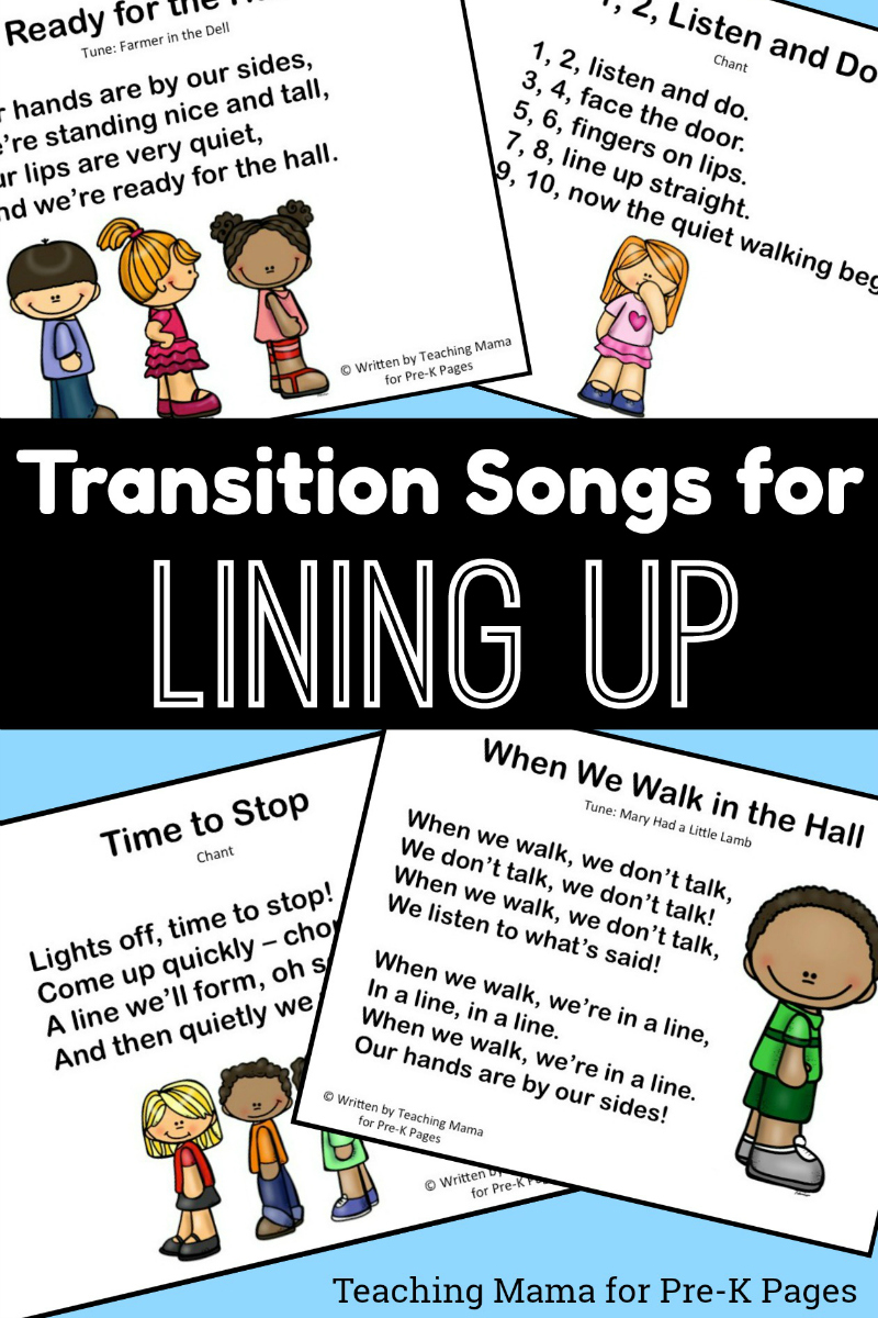 transition songs for lining up in pre k pre k pages. Black Bedroom Furniture Sets. Home Design Ideas
