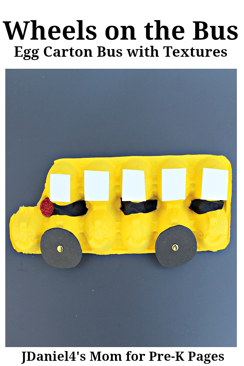 Wheels on the Bus Activity - Pre-K Pages