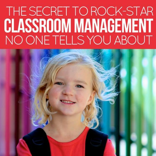 Classroom Management Secrets for Preschool and Kindergarten